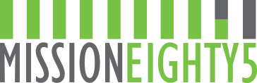 mission 85 music logo