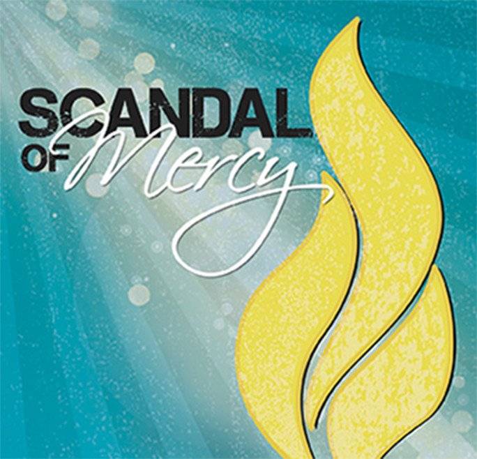 scandal of mercy cd cover